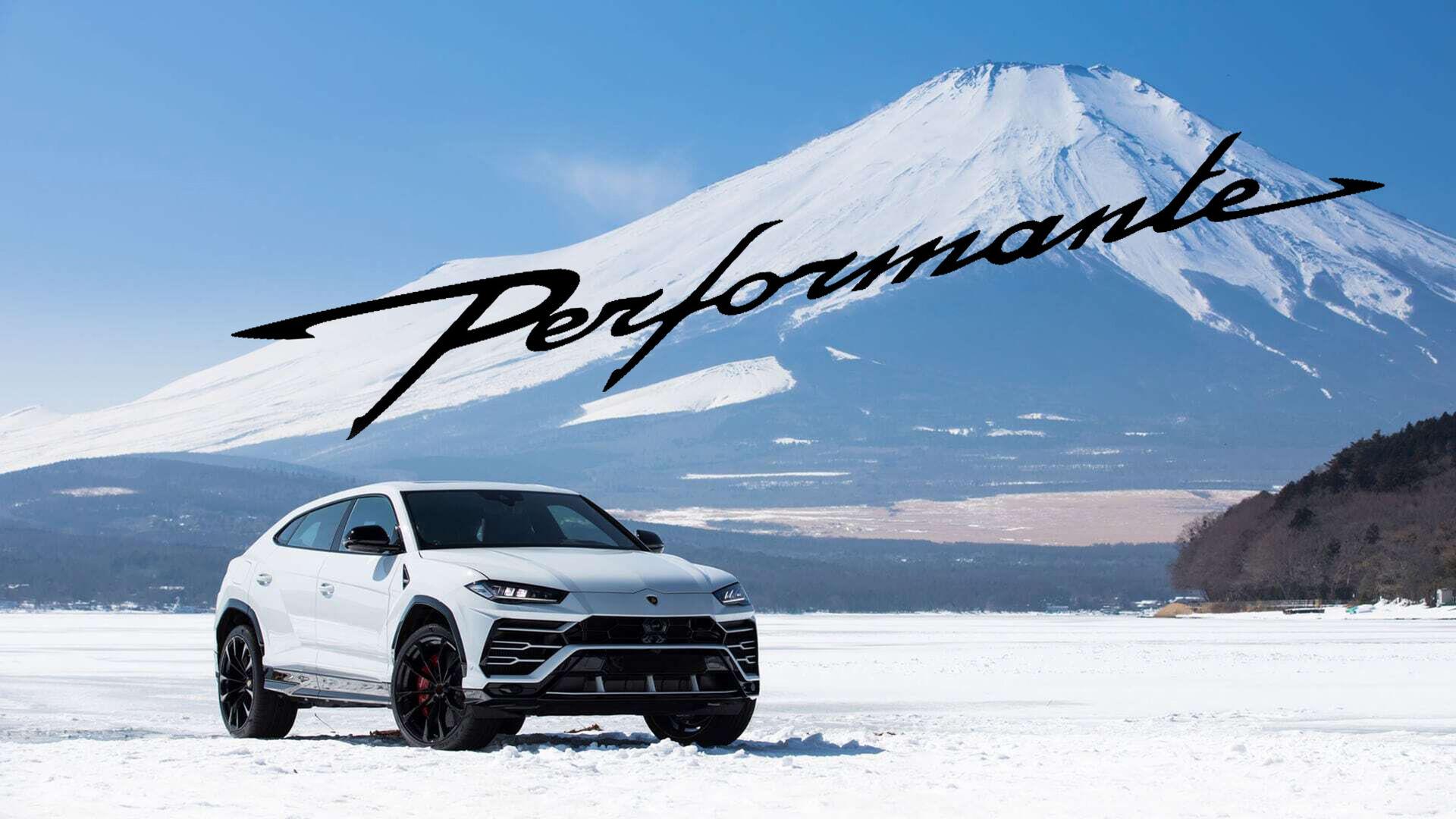 Lamborghini skulle kunna släppa Performante-version av Urus