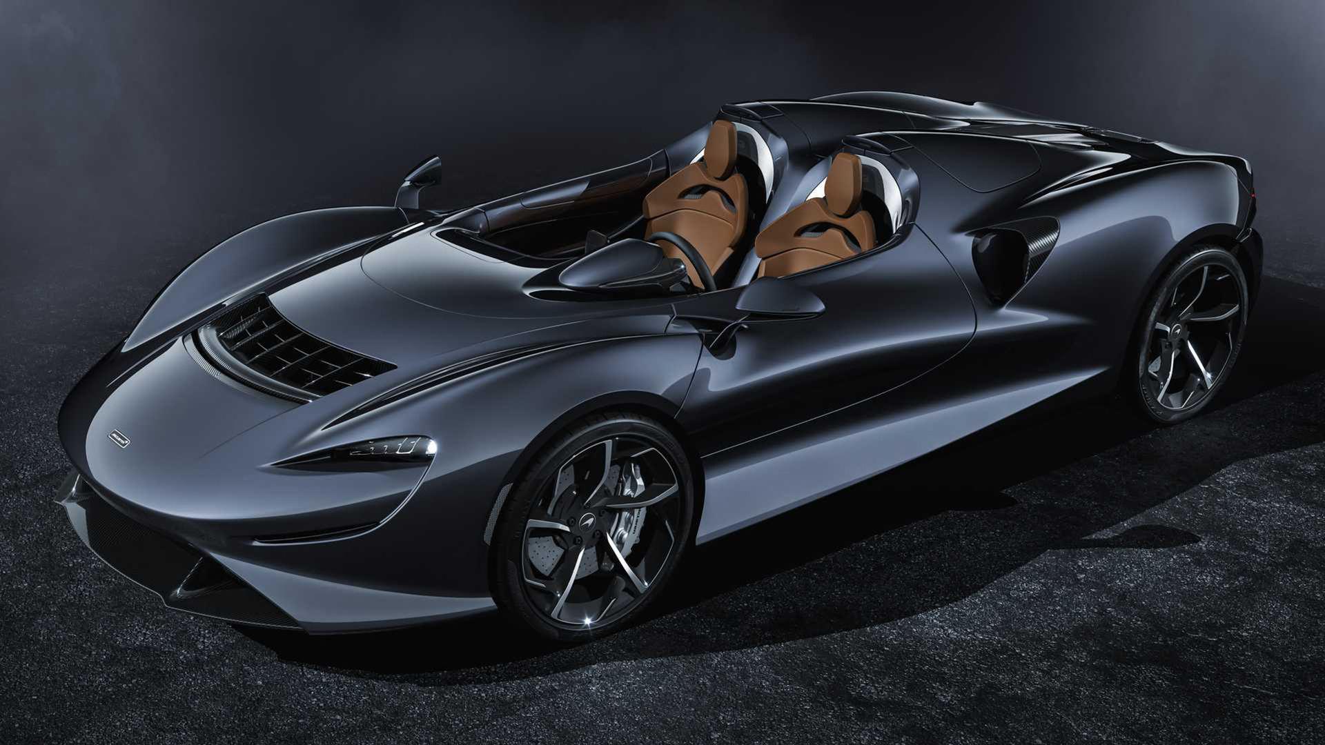 McLaren presenterar ny Elva