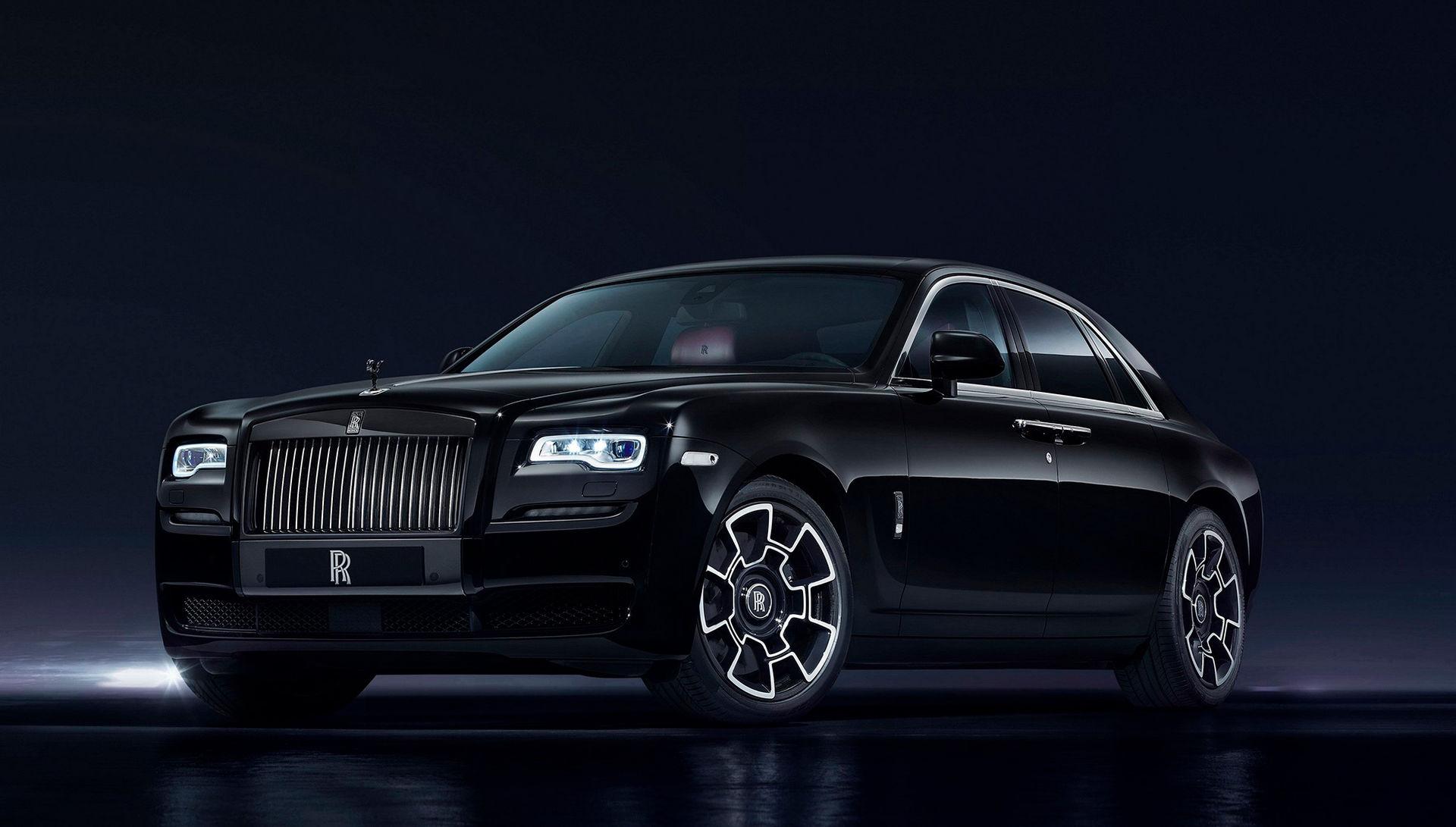 Tillverkningen av Rolls-Royce Ghost avslutas i slutet av året
