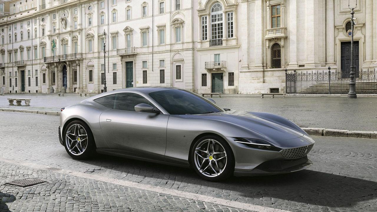 Det här är Ferrari Roma