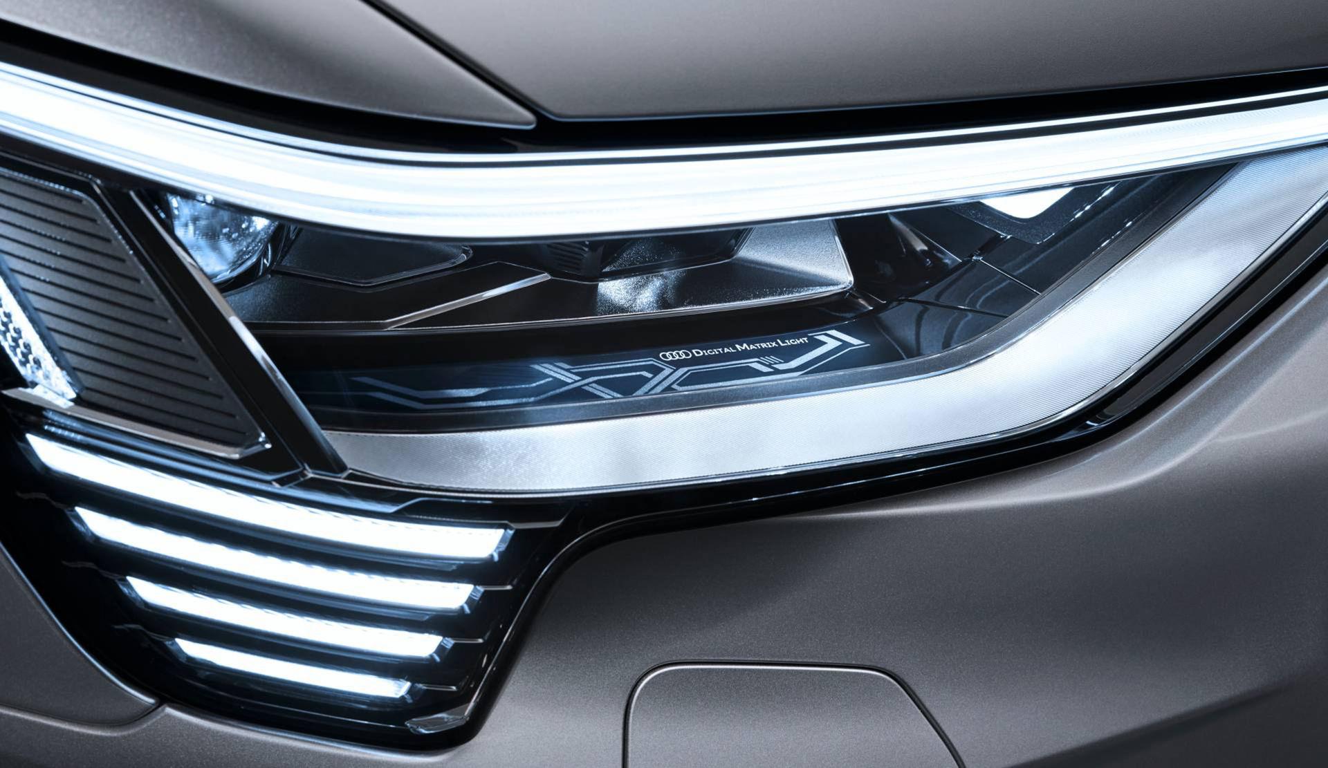 Ny teaser för Audi e-tron Sportback