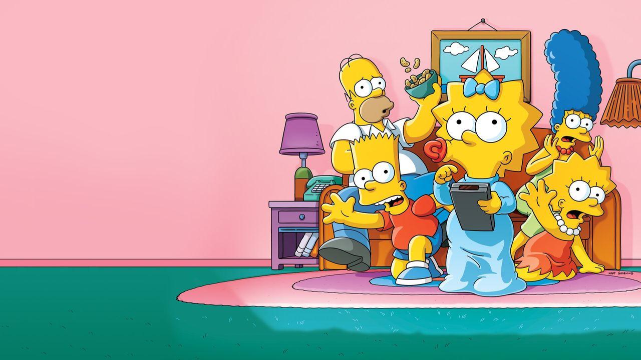Disney ska fixa Simpsons bildförhållande