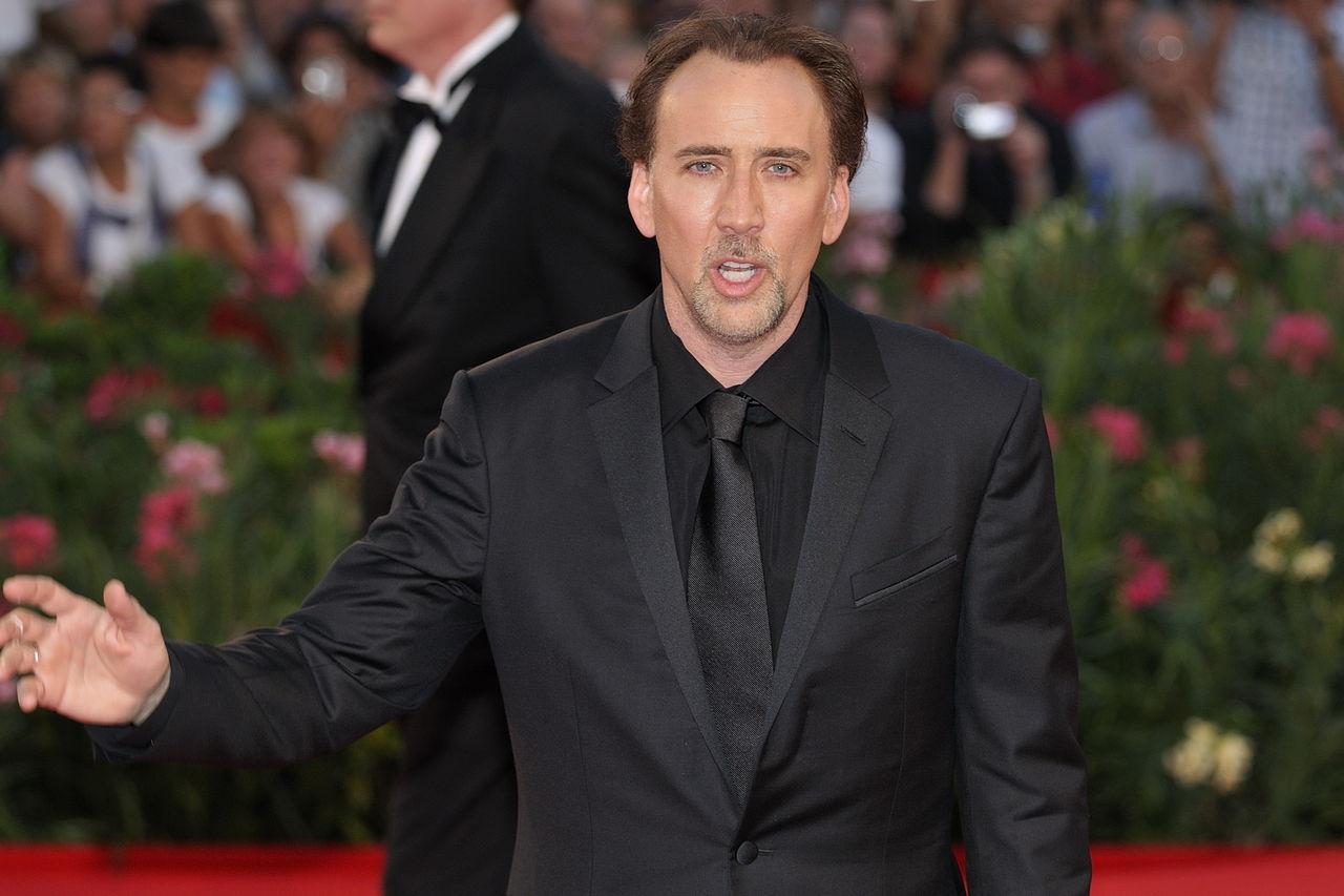 Nicolas Cage ska spela Nicolas Cage i en film om Nicolas Cage