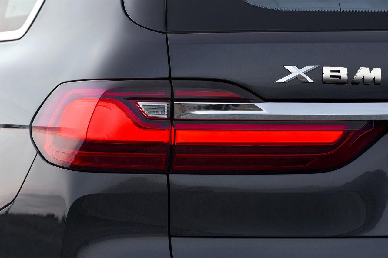BMW kanske har en X8 på gång