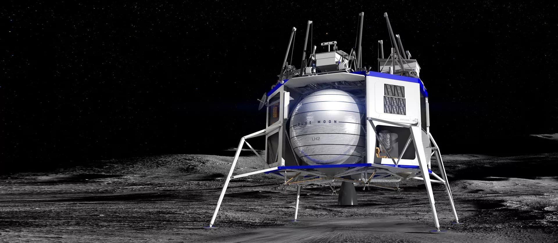 NASA anlitar fler företag som ska ta USA till månen igen