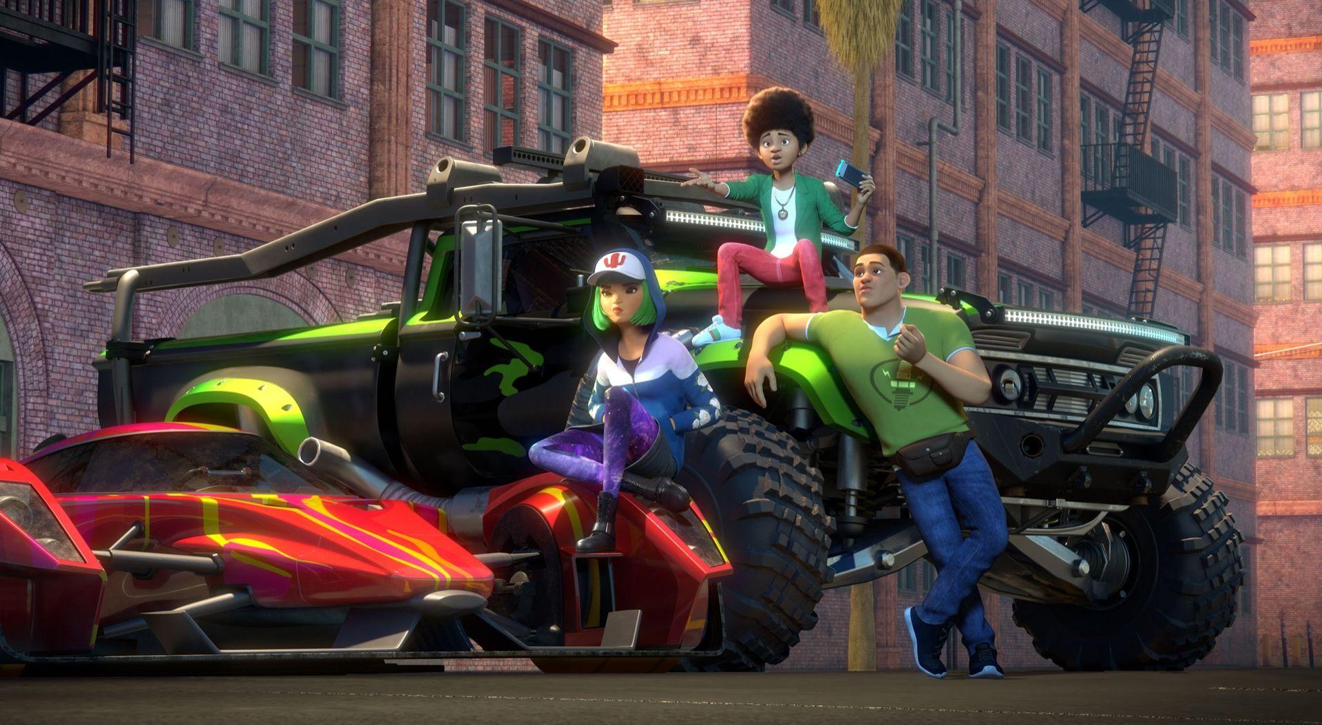 Vin Diesels dotter får roll i animerad Fast & Furious -serie