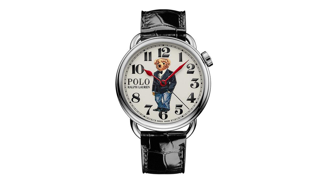 Nya Polo Bear-klockor från Ralph Lauren