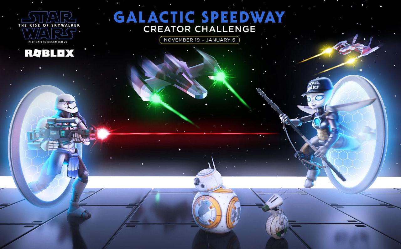 Star Wars på besök i Roblox