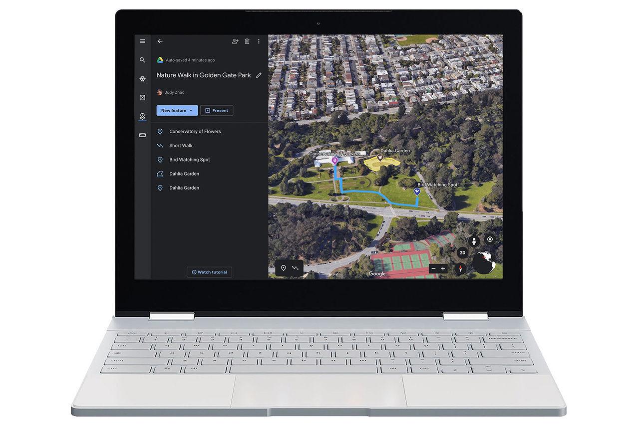 Nu kan du göra egna reseberättelser i Google Earth