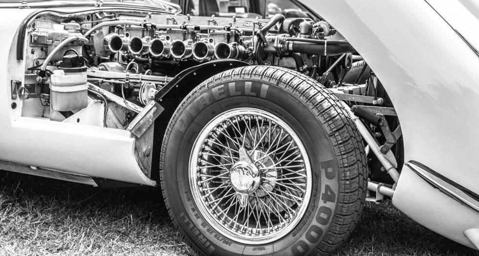 Pirelli presenterar smarta däcken Cyber Tire