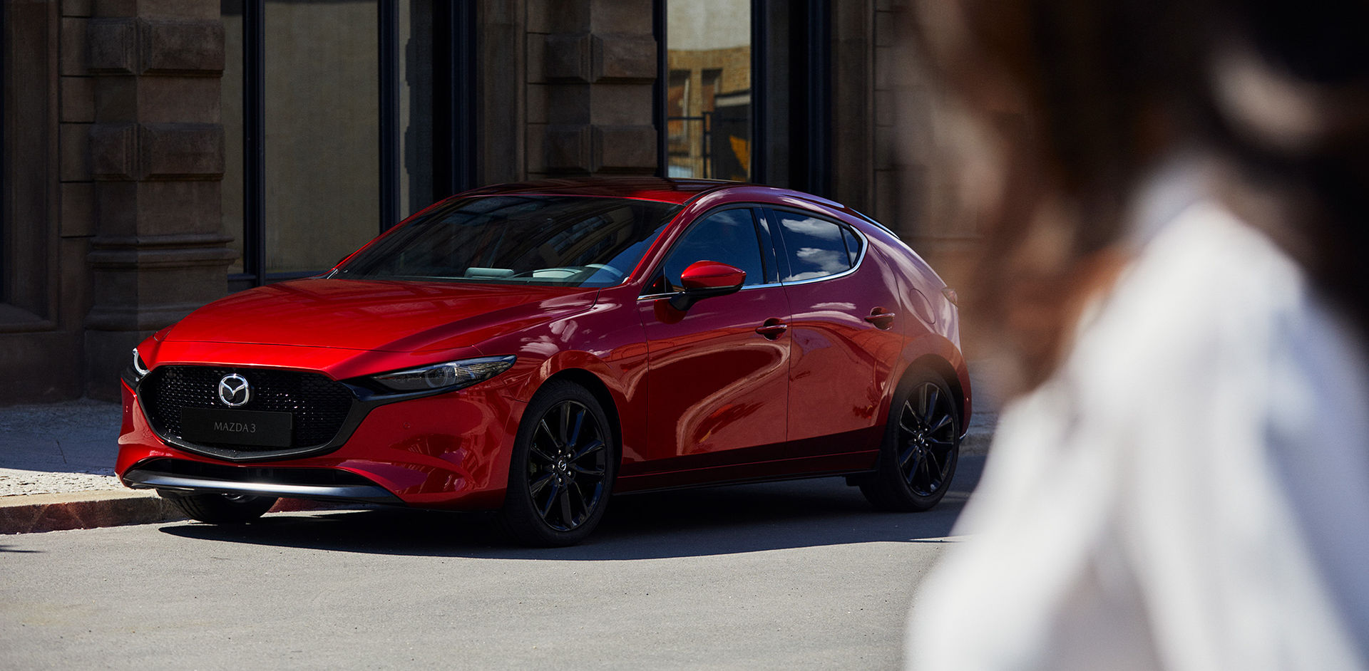 Mazda3 utsedd till Women's World Car Of The Year 2019
