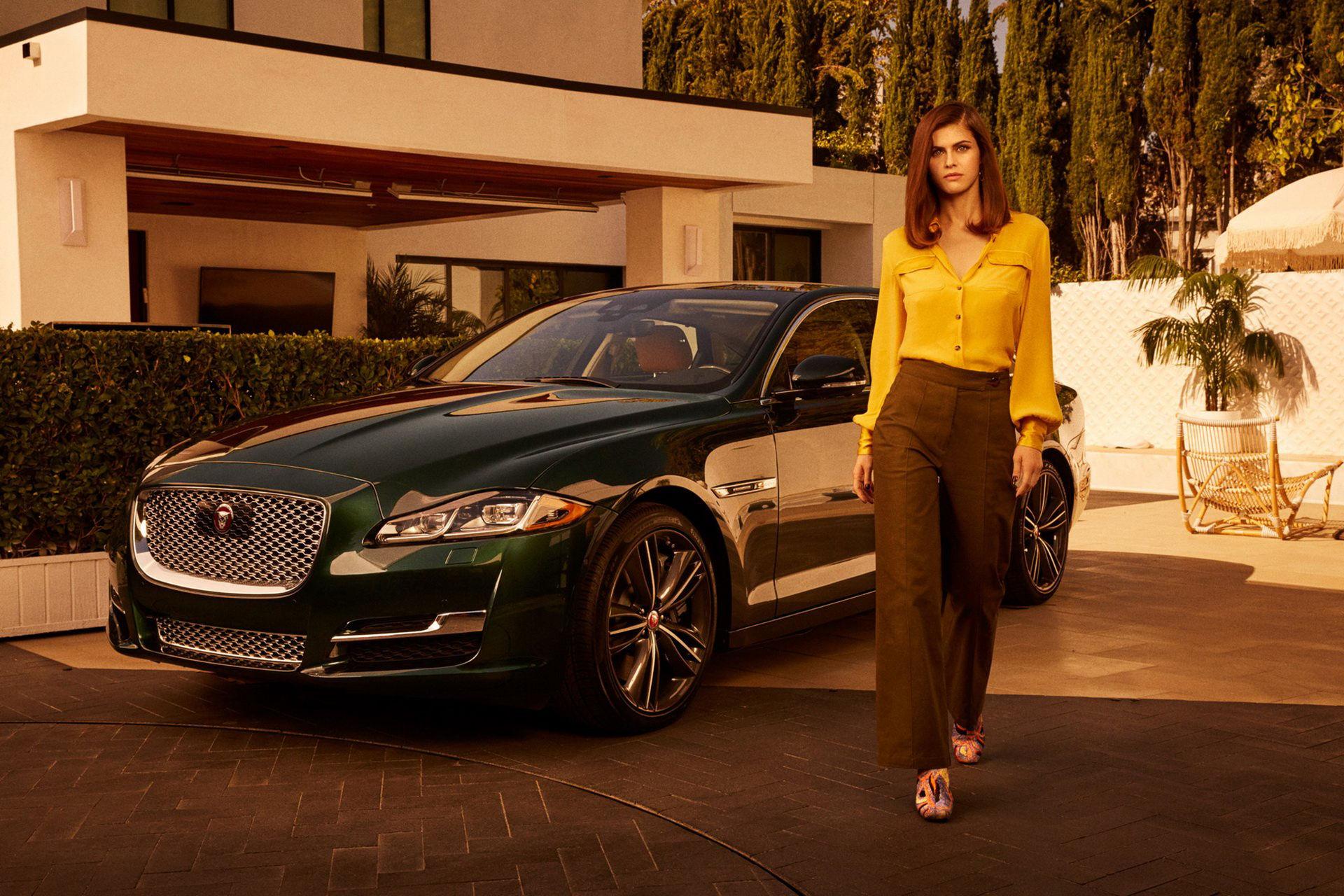 Jaguar tackar av XJ med specialversion