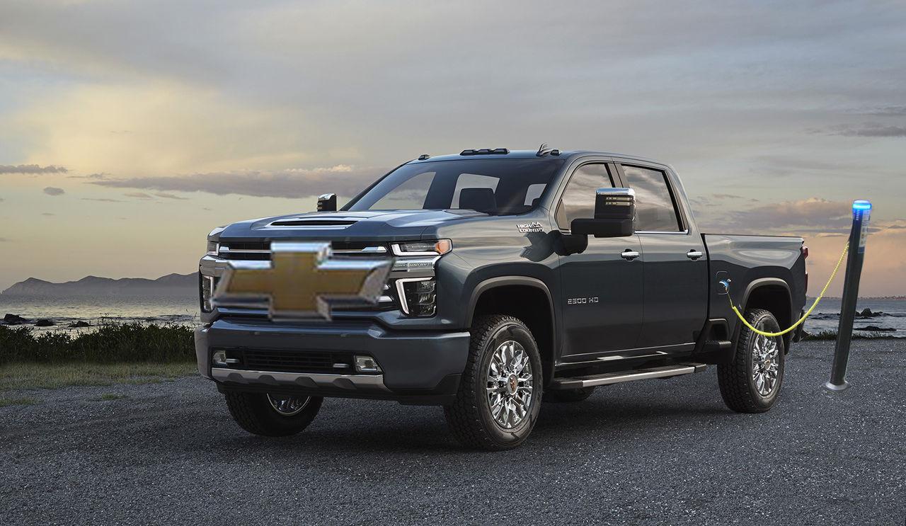 General Motors eldrivna pickup börjar säljas 2021