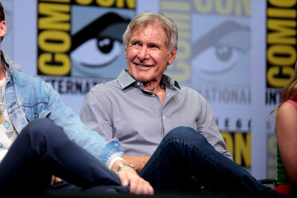 Harrison Ford ryktas göra tv-serie
