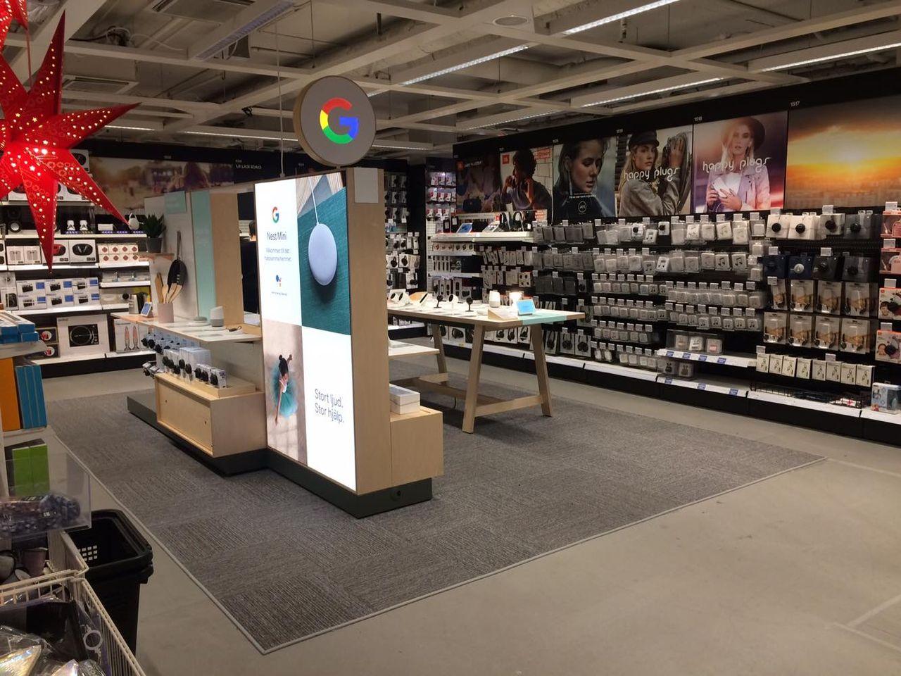 Google öppnar butik i Stockholm