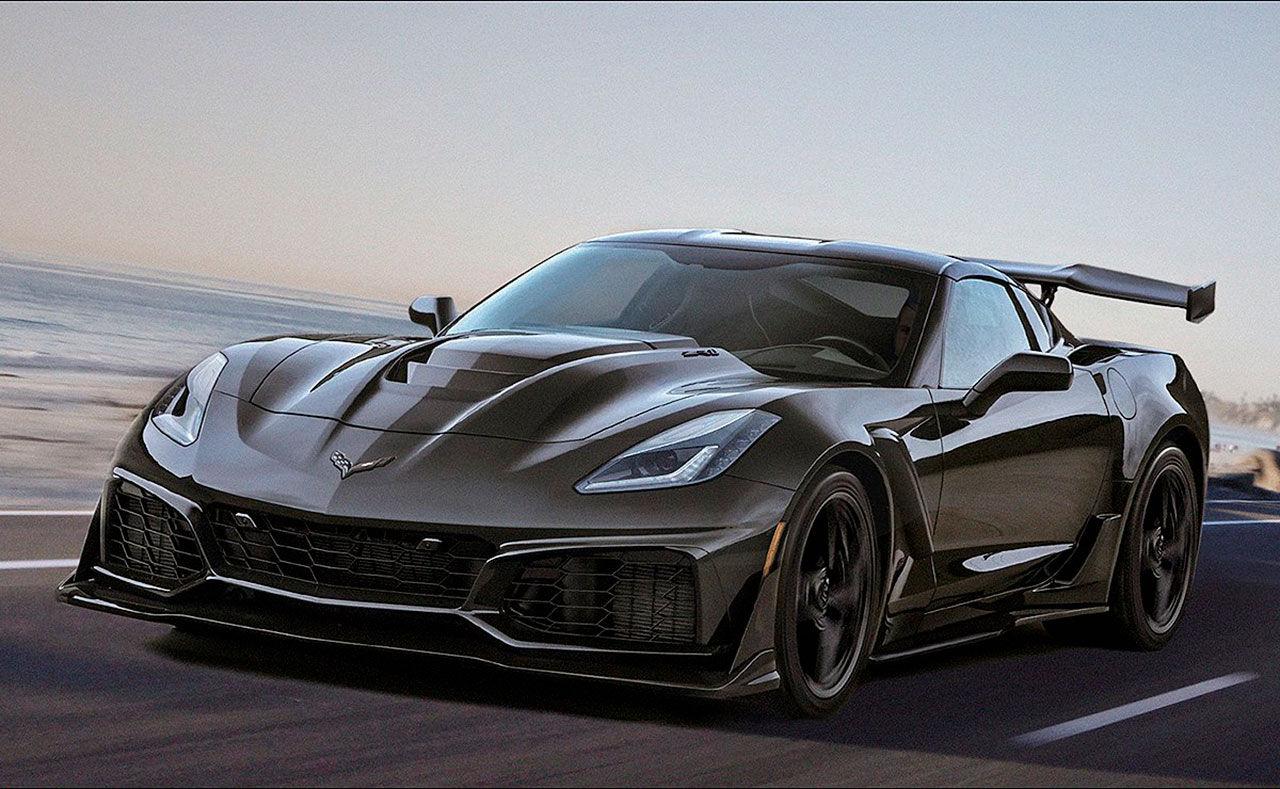Nästa Corvette ZR1 får dubbla turbo och hybrid-kraft