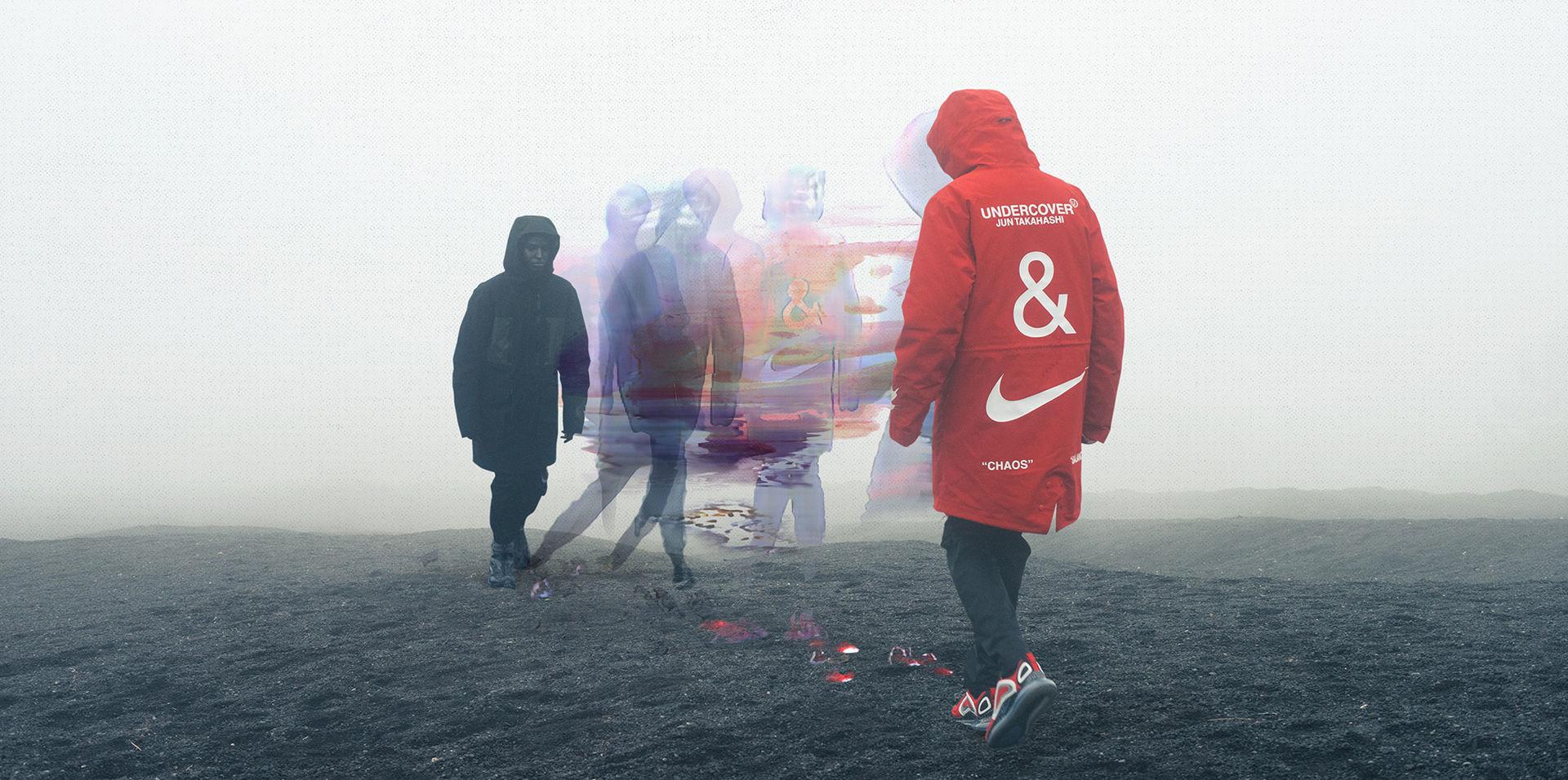 Ny kollektion från Nike x Undercover