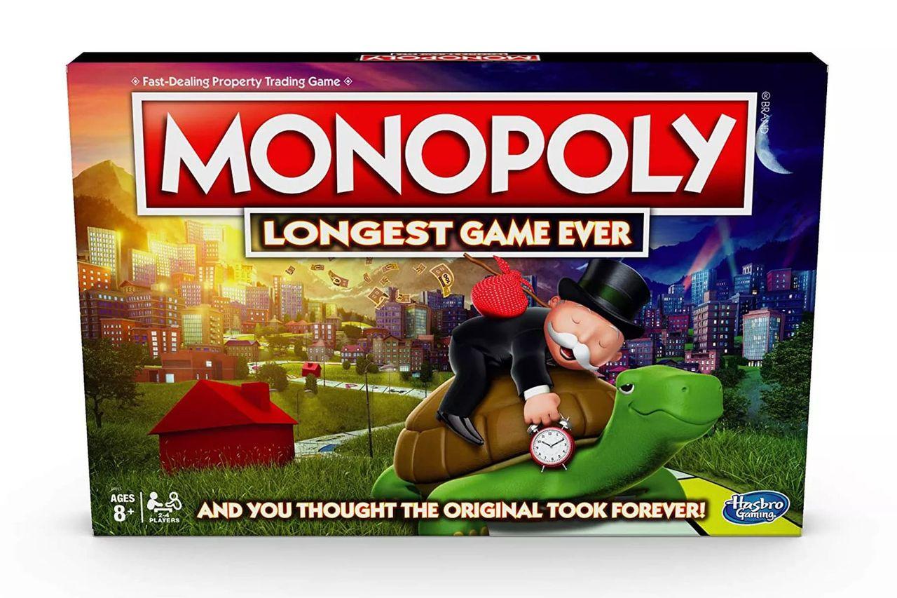 Hasbro släpper långsam version av Monopol