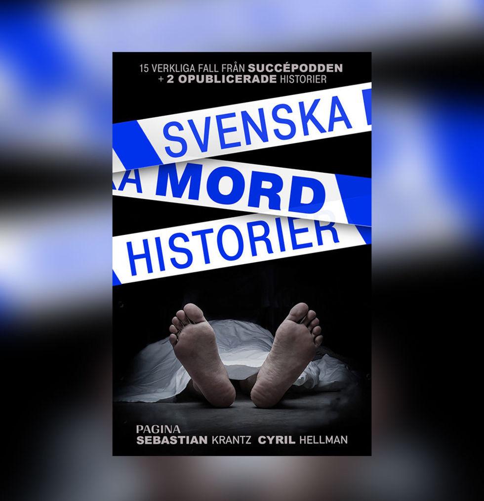 Svenska Mordhistorier raderar över hundra podcast-avsnitt