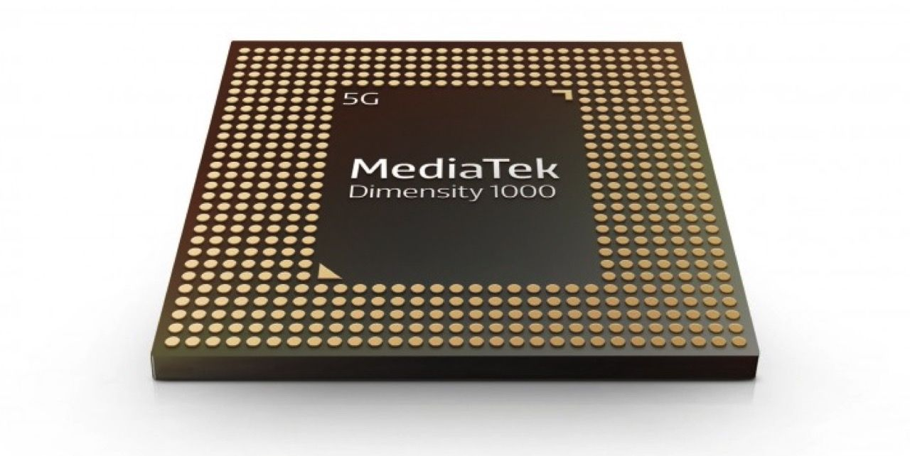 MediaTek presenterar Dimensity 1000 5G