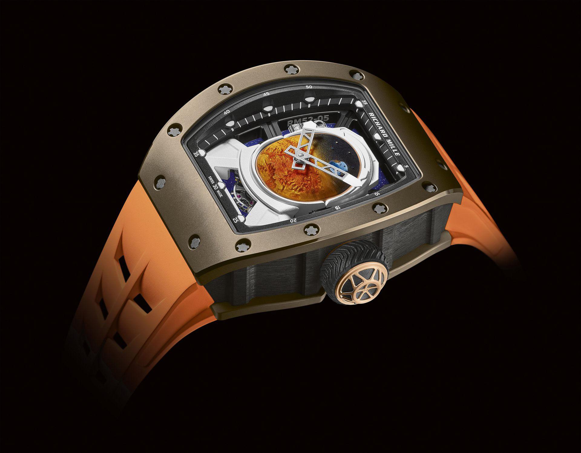 Pharrell Williams har designat klocka