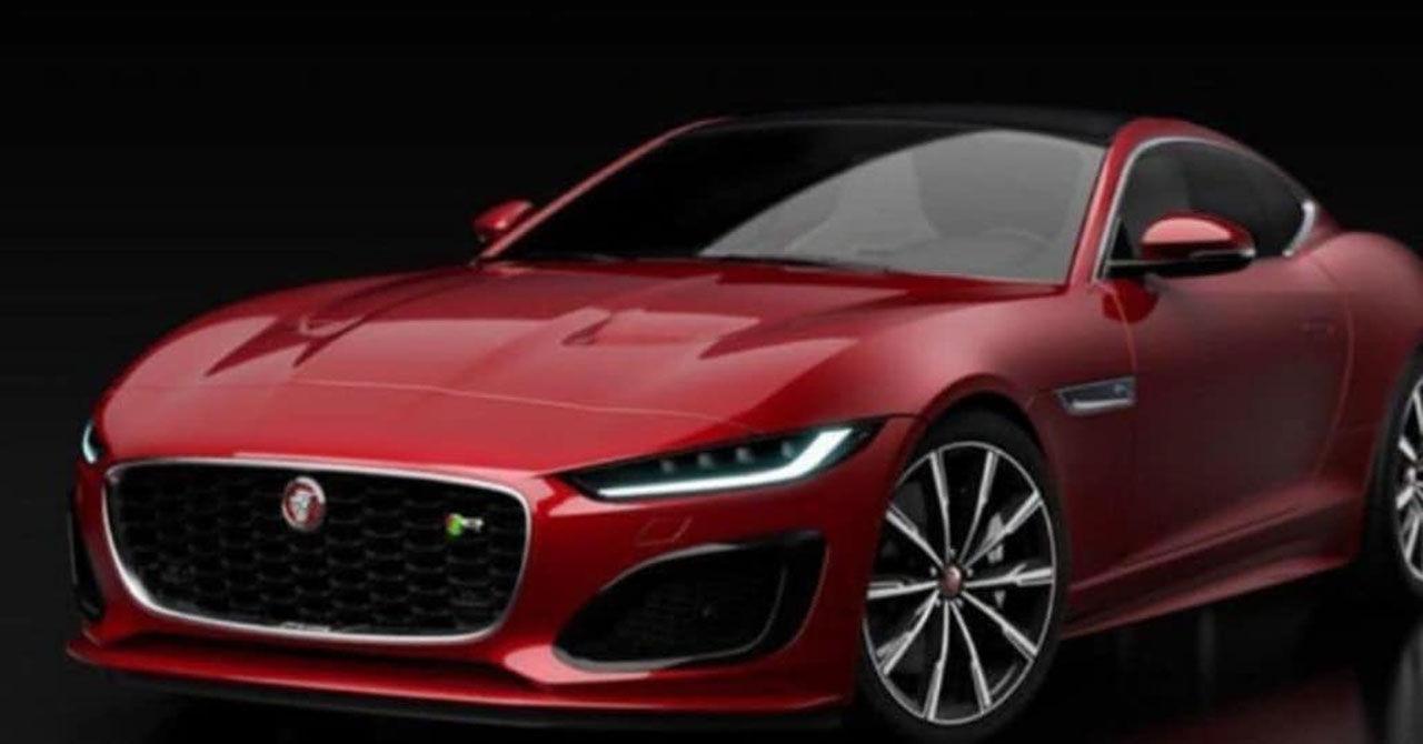 Nya Jaguar F-Type läcker ut