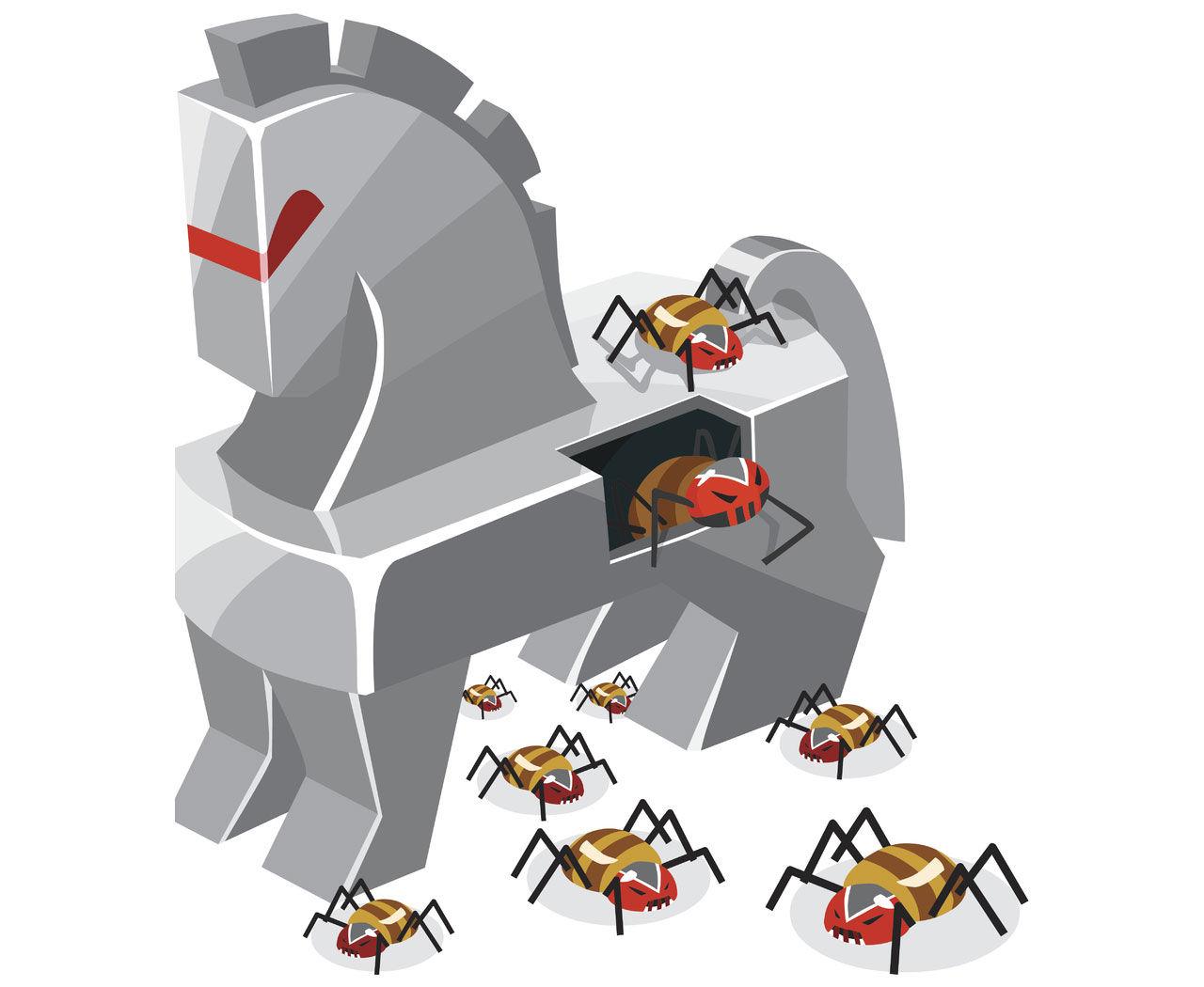 Trojanen CStealer snor lösenord från Chrome