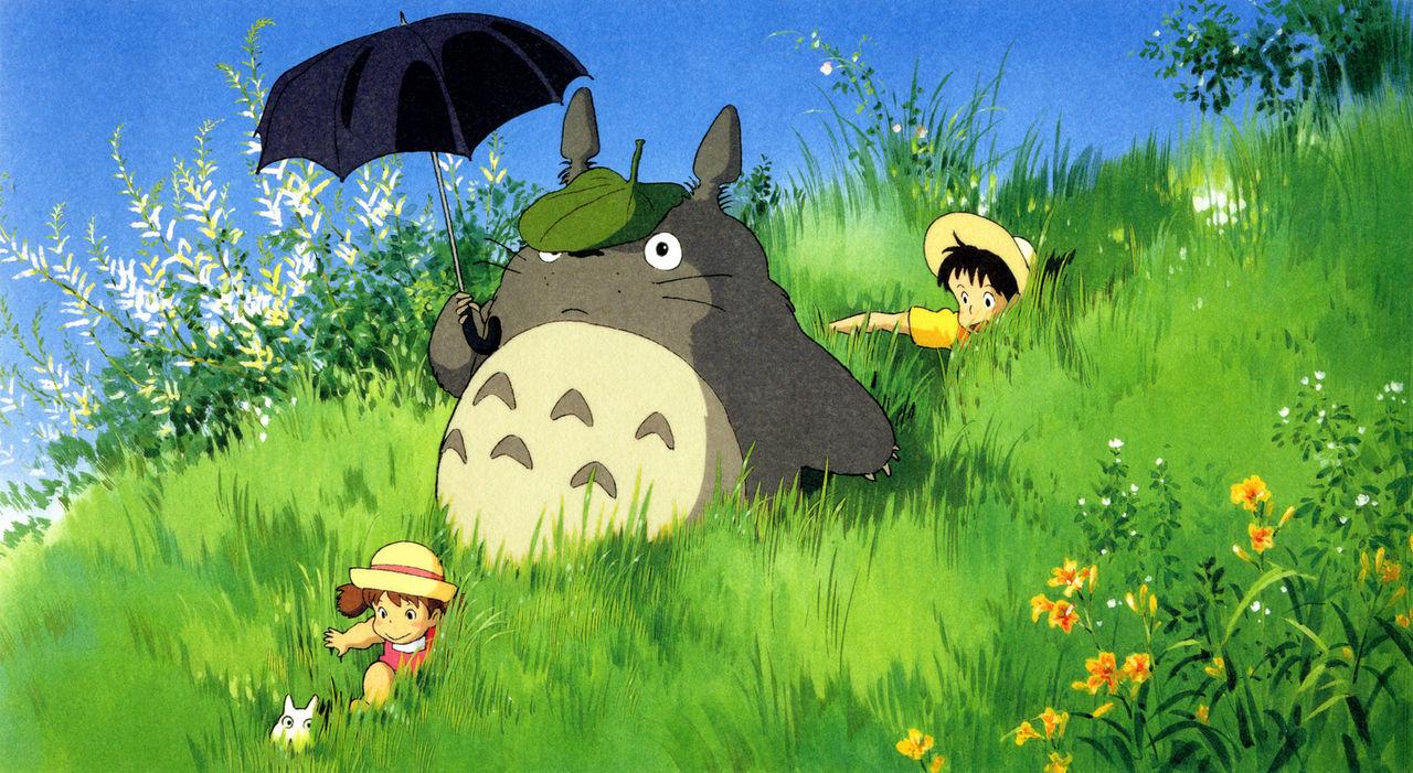 Studio Ghiblis filmer kommer släppas digitalt