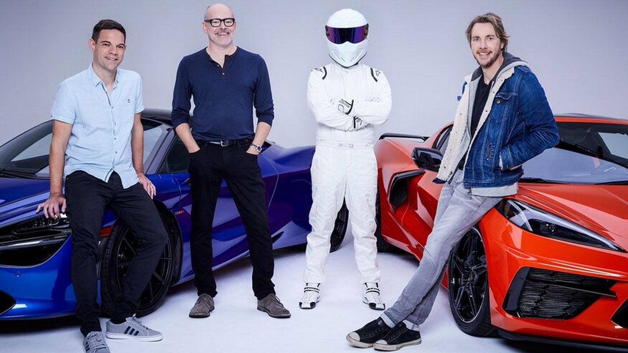 Top Gear America får nya presentatörer