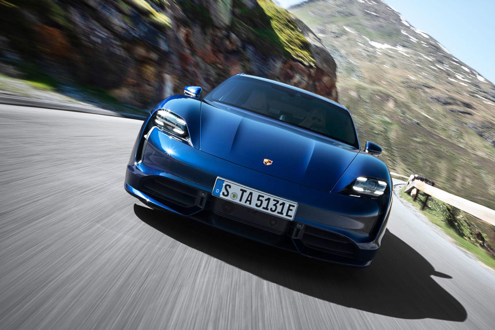 Porsche säger att Taycan lockar mängder av Tesla-ägare
