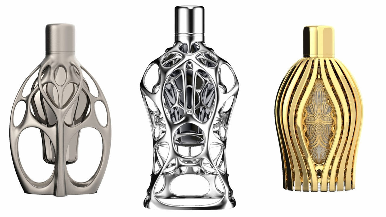 Formel 1 lanserar parfym
