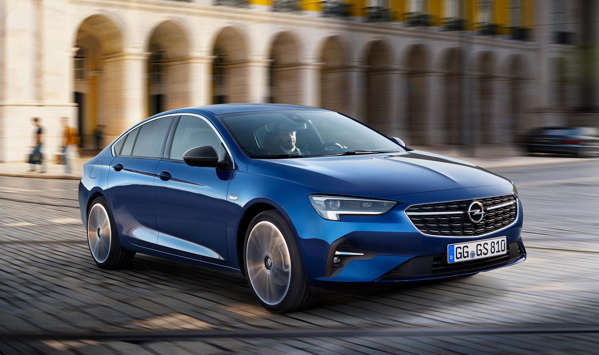 Opel lyfter Insignia