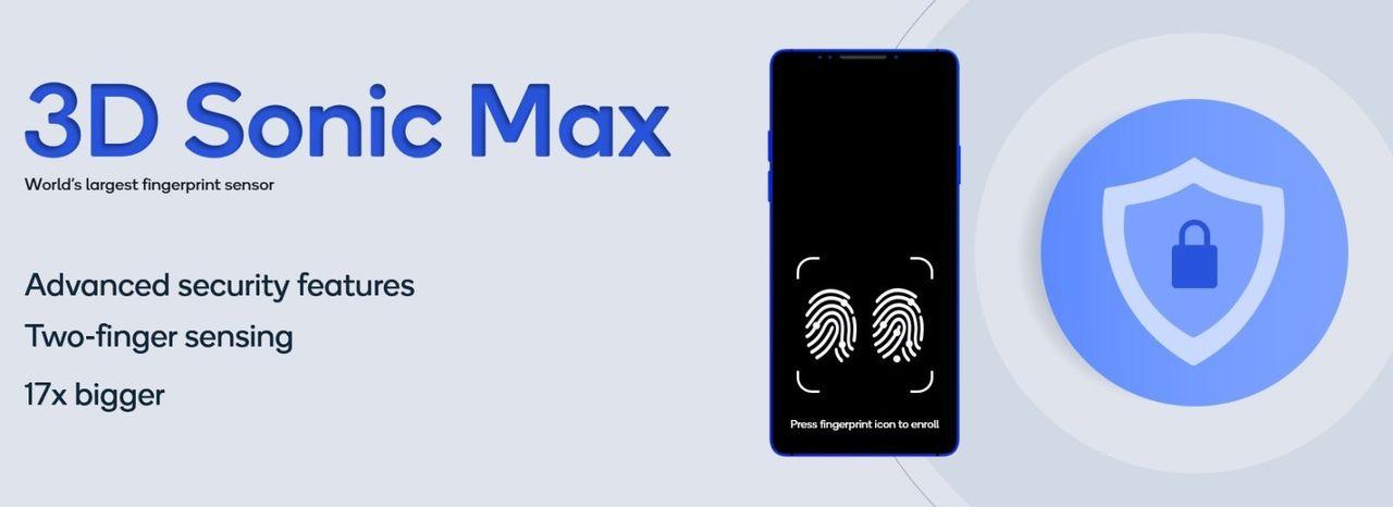 Qualcomm presenterar stor fingeravtrycksläsare till mobiler