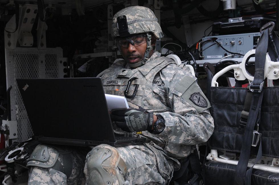 Snart kan man göra värnplikt som cybersoldat