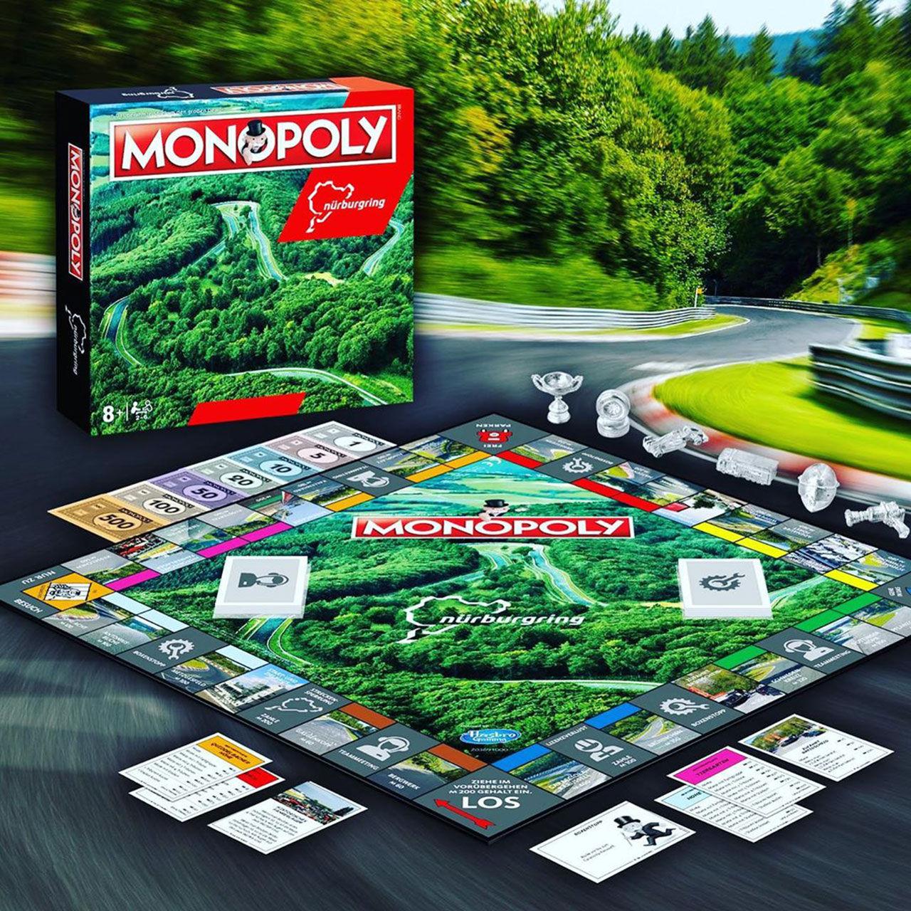 Monopol släpper ny Nürburgring-version