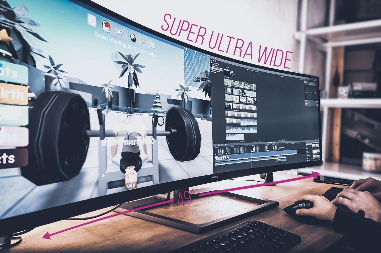Super Wide är överlägset för många användare