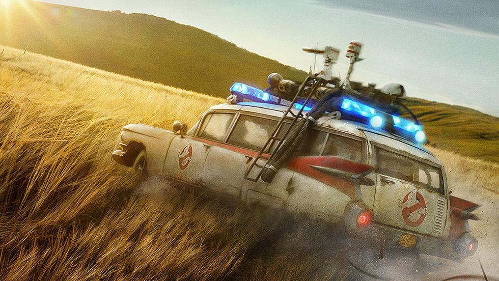 Första affischen för Ghostbusters: Afterlife