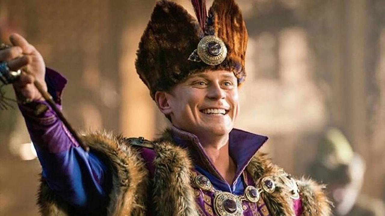 Aladdin får en spinoff med Prins Anders