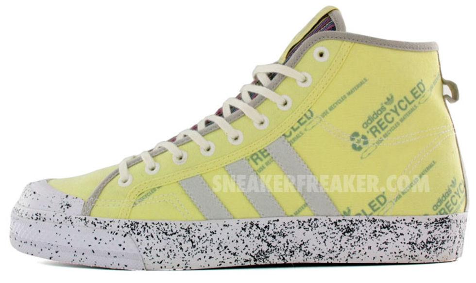 Adidas. Grün Collection | Feber Streetwear