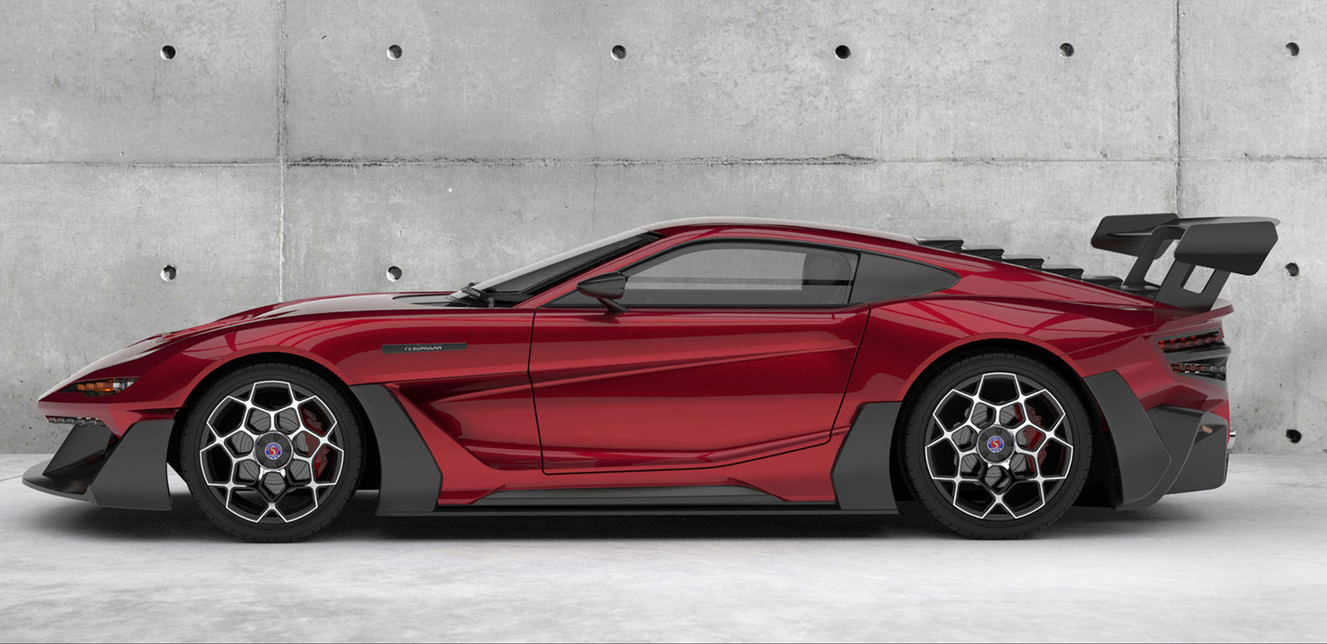Factory Five Racing visar upp egen superbil