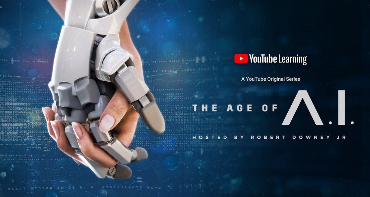 Här är trailern för The Age of A.I.