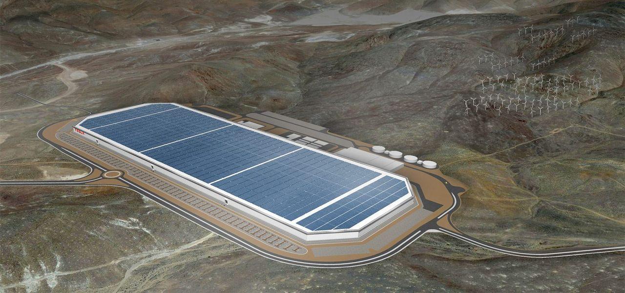Tesla planerar att bygga en halv miljon bilar om året i Berlin