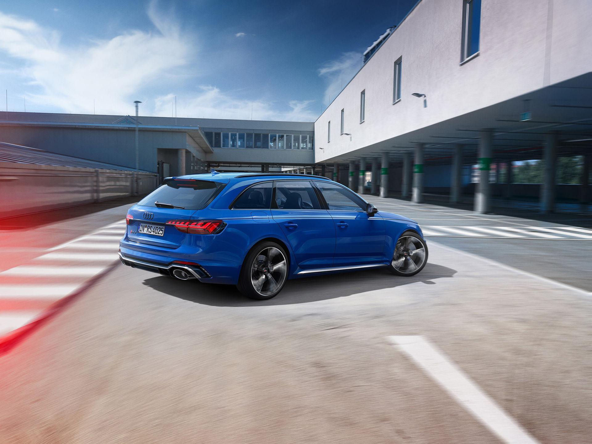 Audi hyllar RS2 som fyller 25 i år