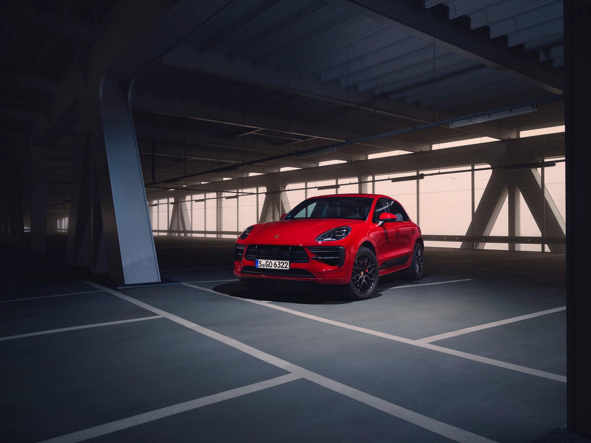 Porsche uppdaterar Macan GTS
