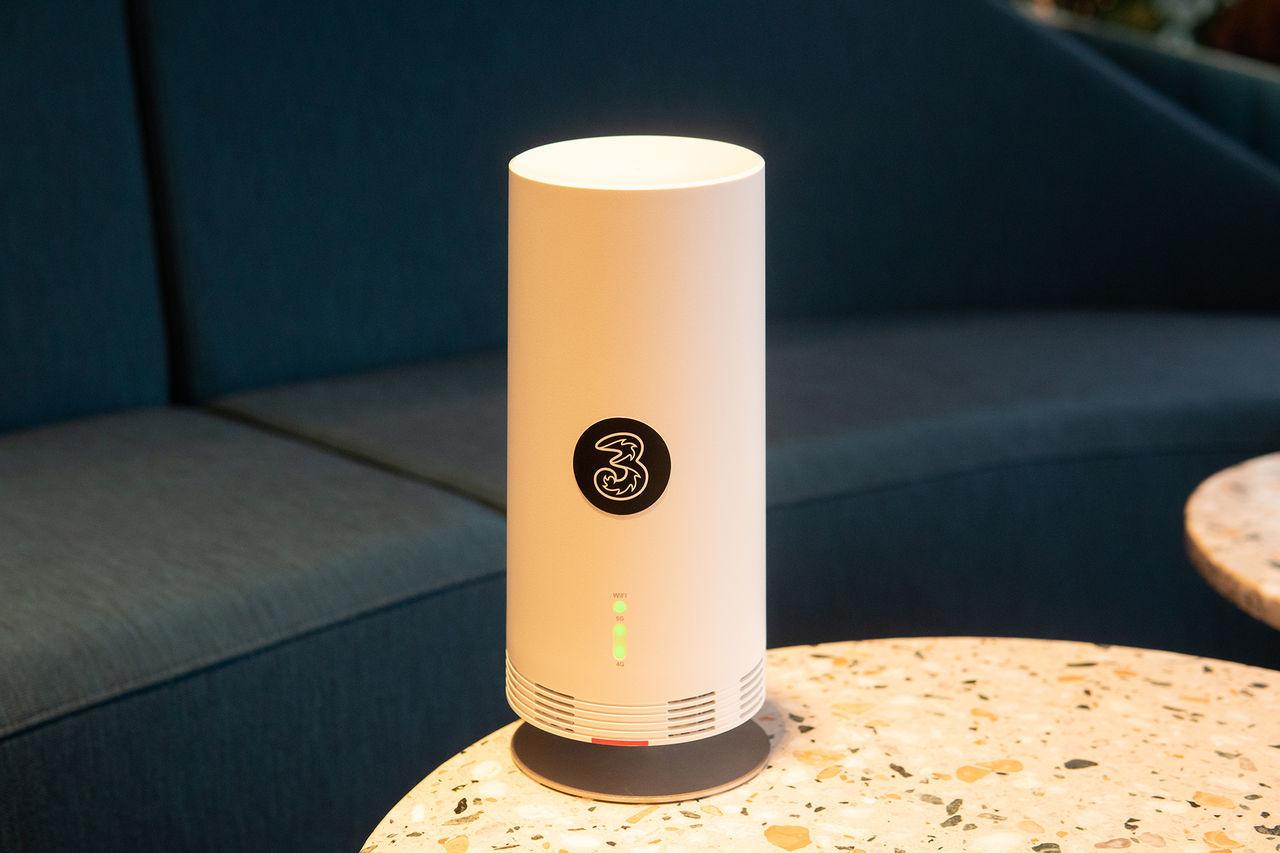 Huawei-teknik i Sveriges första publika 5G-nät