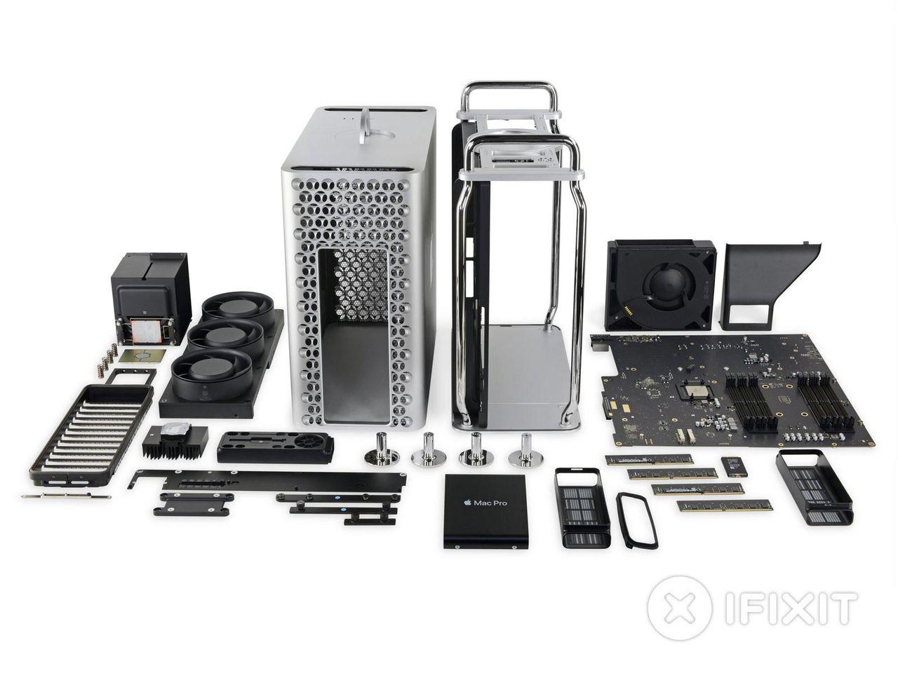 Mac Pro får toppbetyg av iFixit