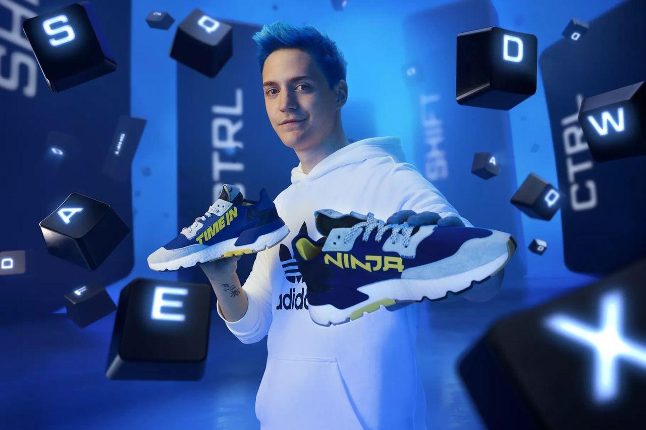 Adidas och Ninja släpper sneakers