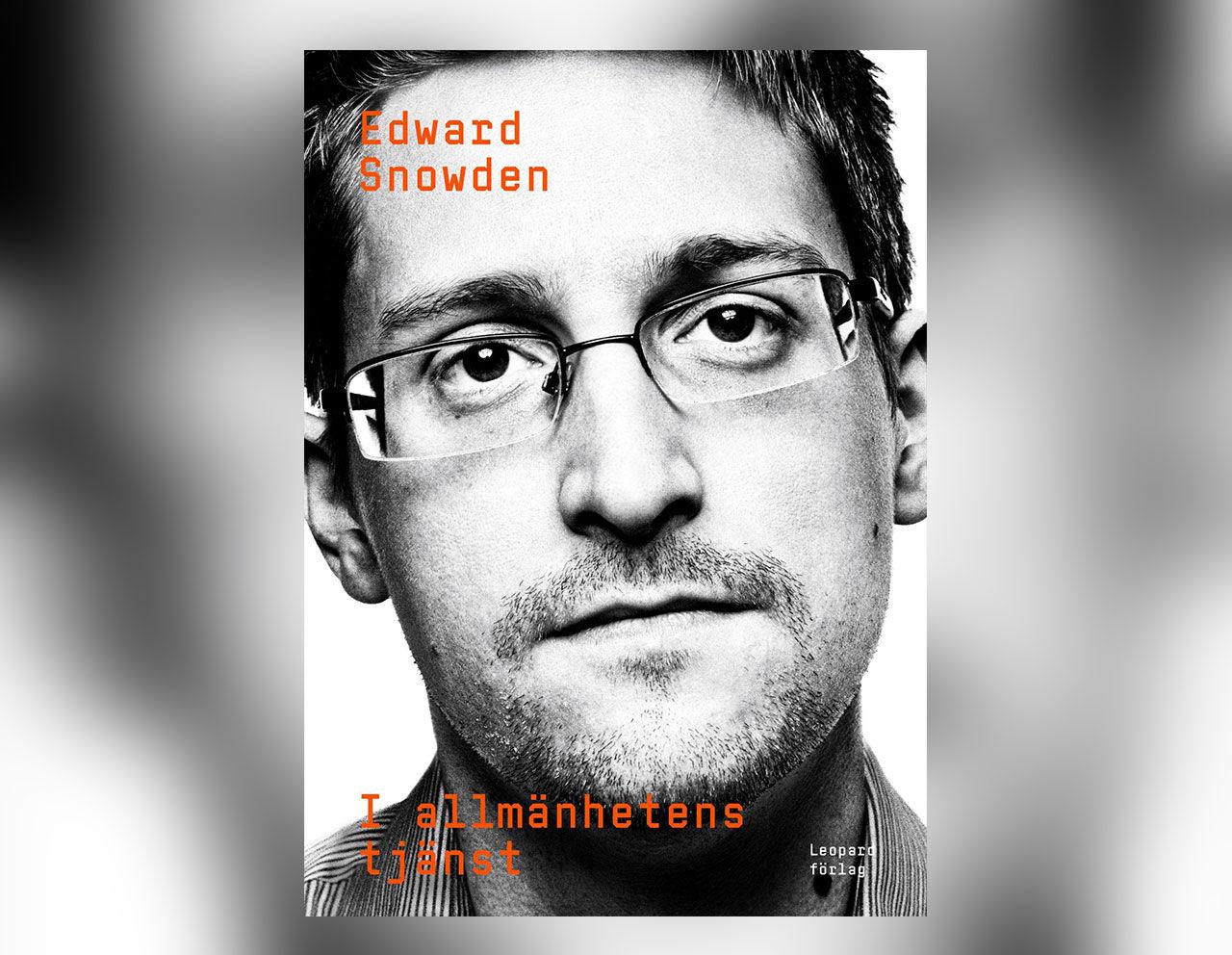 Intäkterna från Snowdens bok kommer att tillfalla USA