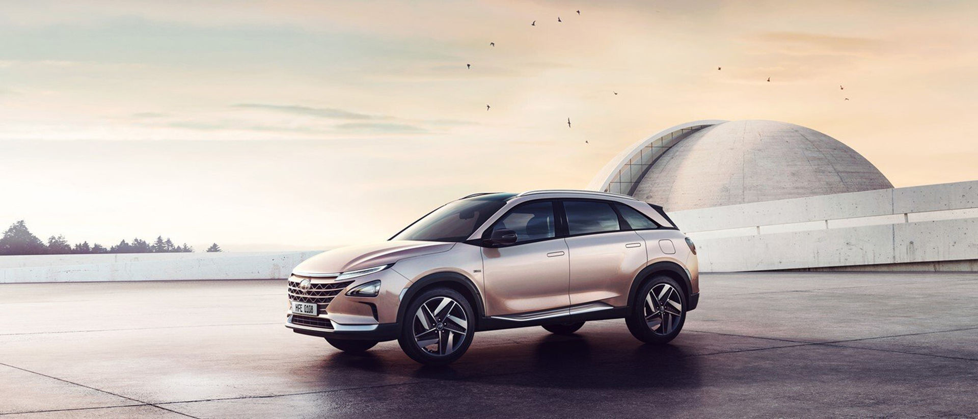 Hyundai Nexo vinner Teknikens Värld Stora Bilpris 2020