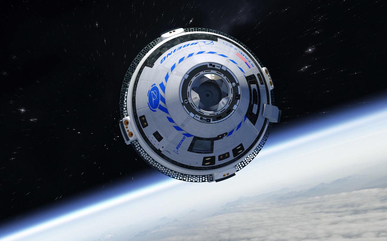 Starliner tog sig inte till ISS